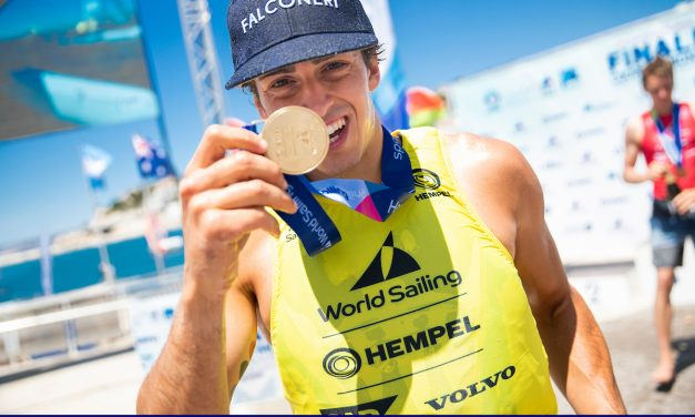 Hempel World Cup Series Final 2019, 5 medaglie nella medal race per l'Italia